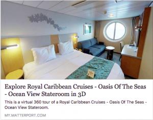 Ocean View Stateroom Mymatterport Show MhavsNkwcrtA